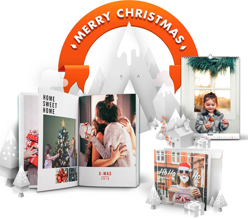 Top Ten Weihnachtsessen.Great Christmas Presents From Bookfactory